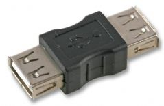 PRO SIGNAL UC050B  Adaptor Usb A Female-A Female Black